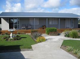 Foxton Blue bell motel, Foxton