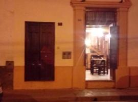 La casa de Don Polito, Cajamarca