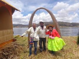 Uros Lodge Peru, Puno