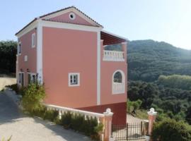 Villa Leonidas, Agios Stefanos