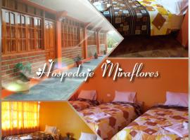 Hospedaje Miraflores, Oxapampa