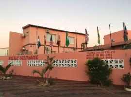 Melrile Guesthouse &Tours, Windhoek
