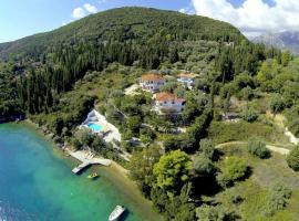 Korakias Skorpidi Villas, Yénion