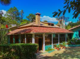 Hotel de Montaña Zabalanquira, La Esperanza