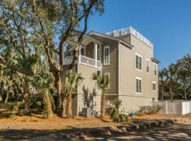 2212 Bruce Drive Holiday home, Saint Simons Island