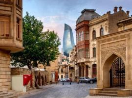 Funikuler-Neftaniki Avenue, Baku