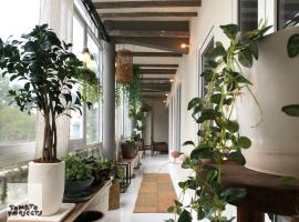Tomato Projects - Art House Apartments, Ho Chi Minh