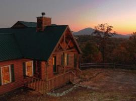 Eagles Nest Cabin, Sautee Nacoochee
