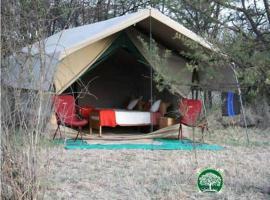 Greenwood Wild Camping, Udawalawe