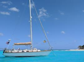 SailSonoma Caribbean Adventure, Christiansted
