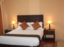 Nkubu Heritage Hotel, Kanyekine