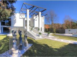 Villa blanche Saint-Paul, Saint-Paul-de-Vence