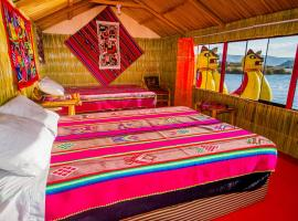Uros Titicaca Uta Lodge, Puno