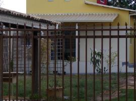 FLOR DO BARÚ, Alto Paraíso de Goiás