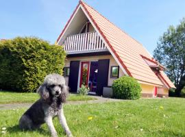 6 pers. pet friendly holiday home, Anjum