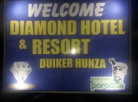 Diamond Hotel & Resort Duiker Hunza, Hunza