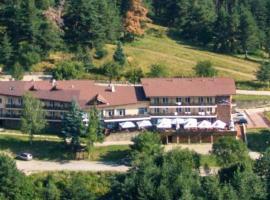 Hotel Panorama, Panichishte