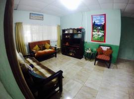 Casa de campo Josefina, Apaneca