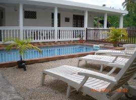 Le Domaine Holiday Caf, Le Robert