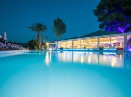 Coral Blue Beach Hotel, Gerakini