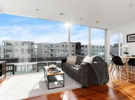 Amazing apartment at Lighter Quay with pool, Auckland