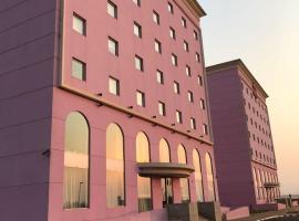 iu Hotel Uíge, Uíge