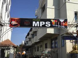 Hotel MPS Residential Tower, Tiruppūr
