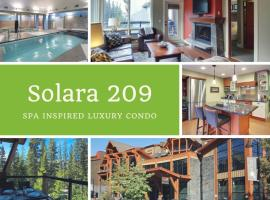 Canmore Solara Resort by Rockies Rentals, Canmore