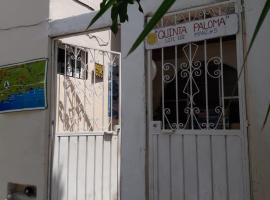 """ quinta Paloma"", Santa María Huatulco"