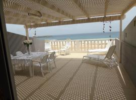 Hs4U Cheiro ao mar Luxury penthouse with ocean view, Sal Rei