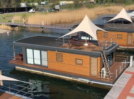 Hausboot Harmonie