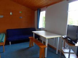 Two Bedroom Chalet, 35m², Gujan-Mestras