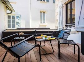 KEYWEEK PATIO - Apt 3 chambres - Hyper-centre, Biarritz