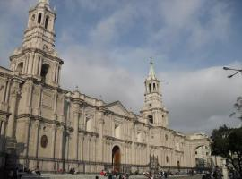 Aparts Downtown Arequipa, Arequipa