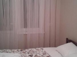 Apartment on Eshba 3, Tsandrypsh