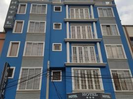 Hotel Lízarraga, La Paz
