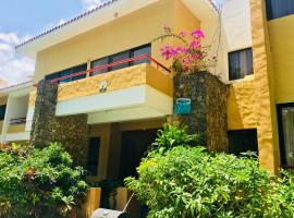 Apartamento frente a la playa, Cafemba