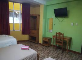 Hotel Sucre, Pucallpa