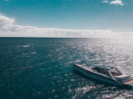 The Blade 19m Yacht, Cap Malheureux