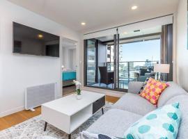 Brand new 2 bedroom on Queen Street, Auckland