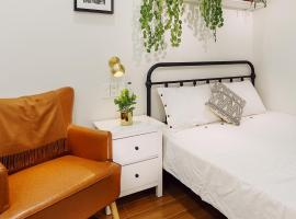 Scandinavian Apartment with City view, Ho Chi Minh