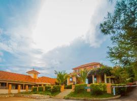 Hotspring Villas Hotel, Kampala