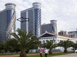 orbi -towers-apartament, Angisa