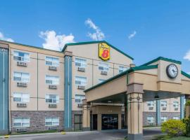 Super 8 by Wyndham Red Deer City Centre, Red Deer