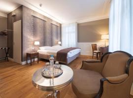 Blue City Hotel, Baden