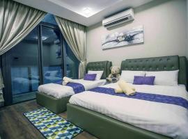 Apartment in Malaysia 1503, Kota Kinabalu