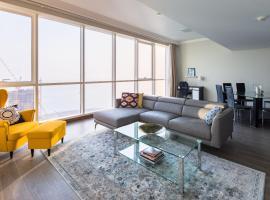 Frank Porter - Al Bateen Residence, Dubaï