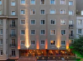 Lion Hotel, Estambul