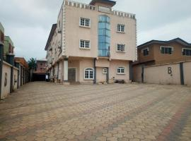 Bayse One Executive Suites and Bar, Adegbite