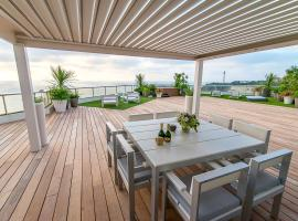 Appartement UHAINA, terrasse de 230m2 à Biarritz, Biarritz